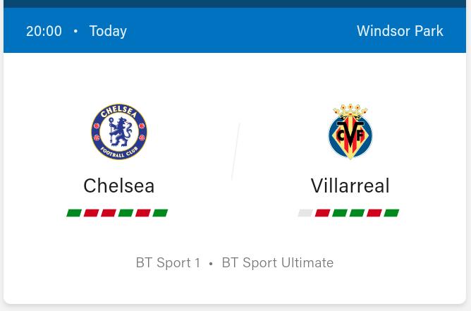 Chelsea vs Villarreal Football Preview, Livestream and Predictions 2021