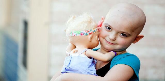bahaya kanker pada anak, kanker apa saja?