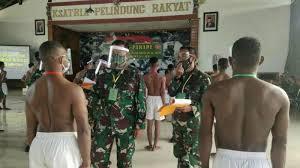 Penyebab Gagal Seleksi Bintara TNI AD