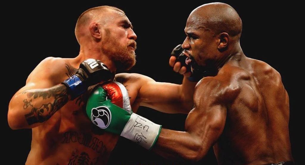 Boxe : Matchups Mayweather vs McGregor