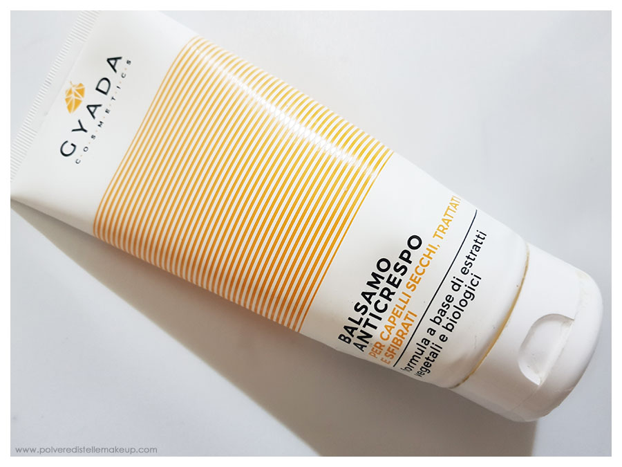 Balsamo anticrespo Gyada Cosmetics