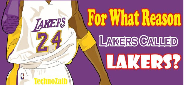 For what reason are Lakers called Lakers?