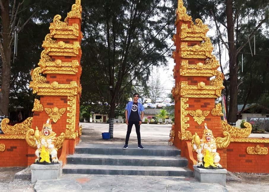 Foto Lokasi Dan Tiket Masuk Pantai Bali Lestari