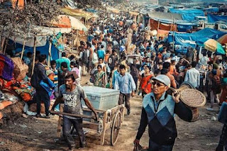 Jonbeel Mela Assam - Barter System of India 2021