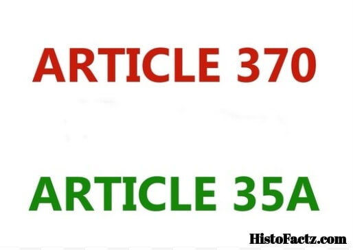 What is Article 370 and its history?