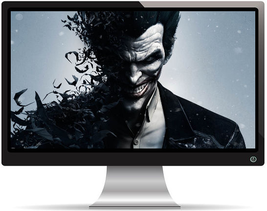 Batman Arkham Origins Joker Devil - Fond d'écran en Full HD