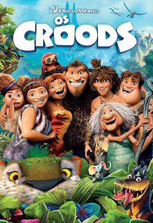 Os Croods - BDRip Dual Áudio