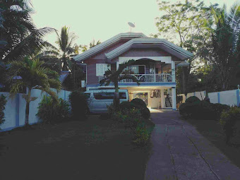 Our first Airbnb experience + Bohol family adventure