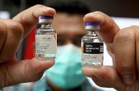 Mulai 14 Januari, 3.679 Warga Inhil Akan Disuntik Vaksin Covid-19