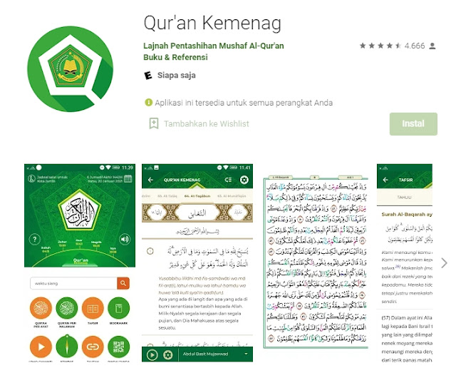 2. Qur'an Kemenag