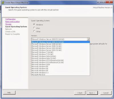 fatclimber's tech blog: ESXi 5 0/5 1 does not support Windows server