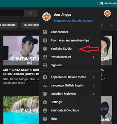 tips naikkan subscriber youtube