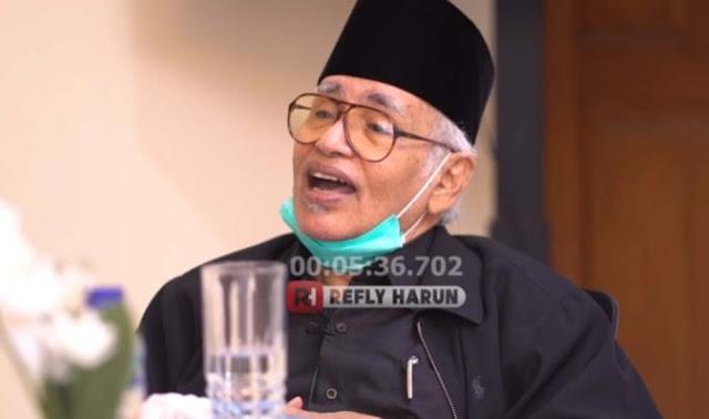 Isu Kebangkitan PKI Mencuat Lagi, Prof Salim Said: Mereka Pintar Bersembunyi dalam Kekuasaan