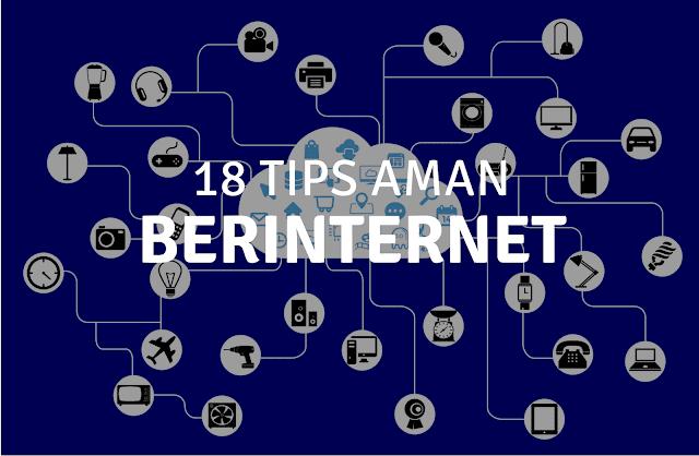 tips berinternet sehat dan aman