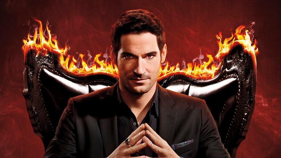 Lucifer, TV Series, 4K, #6.2502