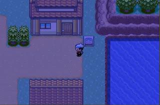 Pokemon Silver Moon para GBA Pueblo Primavera