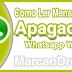 Como ler mensagens apagadas do Whatsapp Web !!
