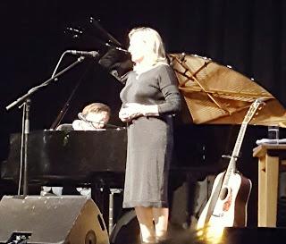 Rufus Wainwright & Janis Kell: Strathpeffer 18 Nov 2016
