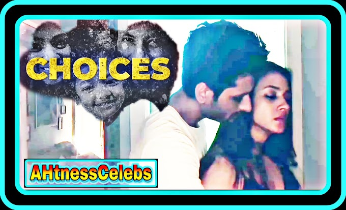 Barkha Sengupta sexy scene - Choice (2021) HD 720p