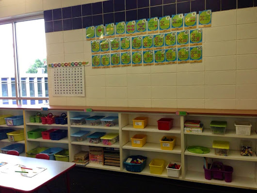 creative life designs: Setting up my classroom {the final result}