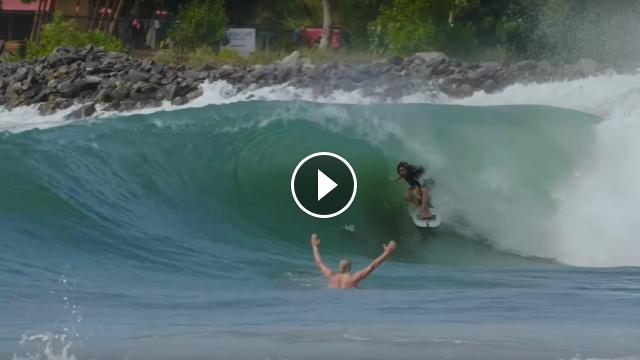 Weird Waves Season 2 Time Travel Nigeria Surf VANS