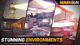 MaskGun - Multiplayer FPS v2.11 Mod