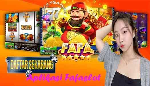 Aplikasi Fafaslot Terbaru Fafa Slot Uang Asli Terbesar Sejagad Raya