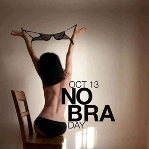 """People Are Getting It All Wrong, Here Is The True Meaning Behind """"No Bra Day"""""""