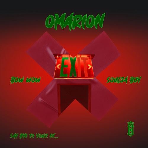 Omarion - Ex f/ Bow Wow & Soulja Boy (Promo Pack)