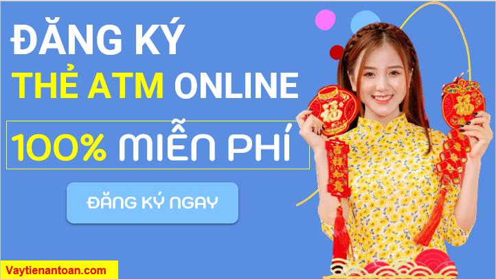 Đăng ký Thẻ ATM Online