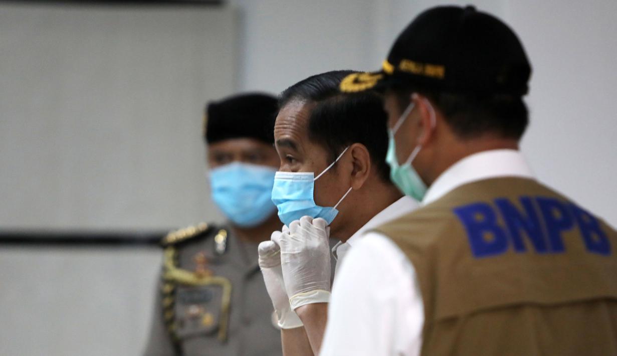 Jokowi: Ancaman Covid Belum Berakhir