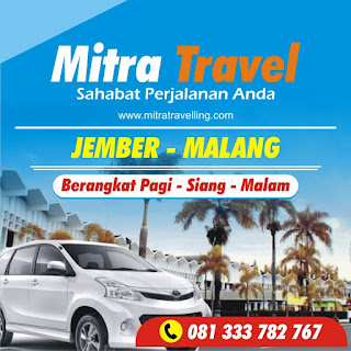 TRAVEL JEMBER MALANG PP