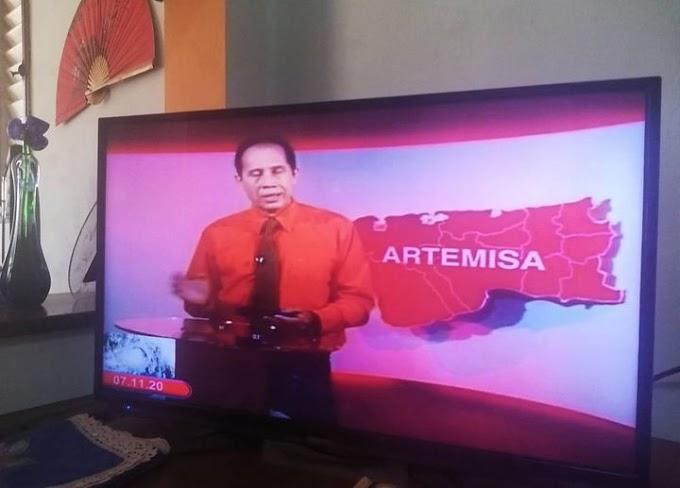 Donald Trump también ganó en Artemisa