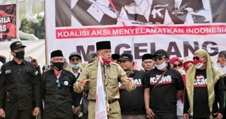 KAMI Surati Presiden Jokowi, Minta Antisipasi PKI Gaya Baru