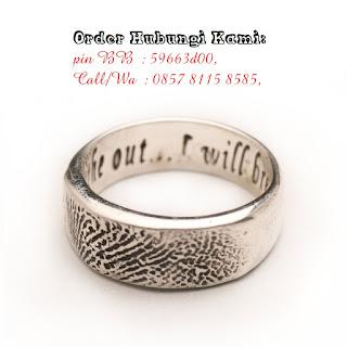cincin kawin sidik jari