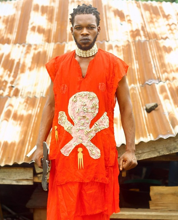 Mad Oh! See Brodashaggi Outfit For Valentine's Day
