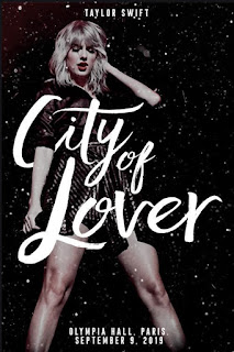TAYLOR SWIFT: CITY OF LOVER CONCERT