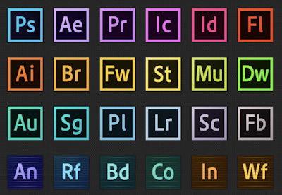 Adobe部分有名產品