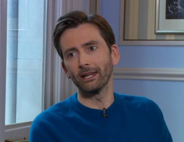 David Tennant's interview on The Andrew Marr Show