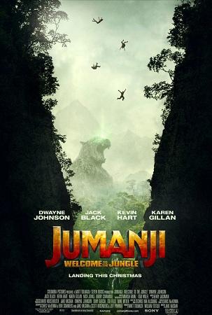 Film Jumanji: Welcome to the Jungle 2017