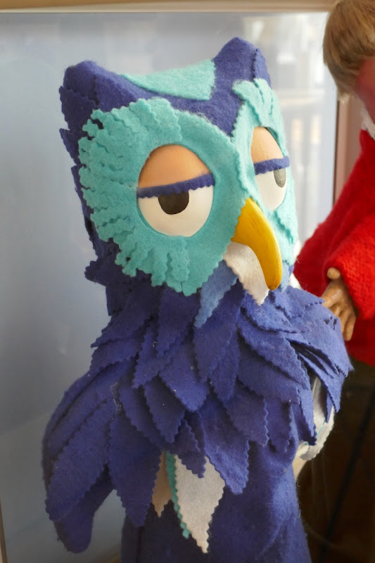 A Beautiful Day in the Neighborhood Mister Rogers X the Owl puppet