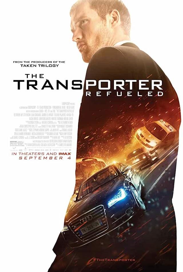 The Transporter Refueled 2015 x264 720p Esub BluRay Dual Audio English Hindi GOPI SAHI