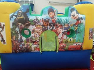 castillo inflables niños y niñas bogota chia