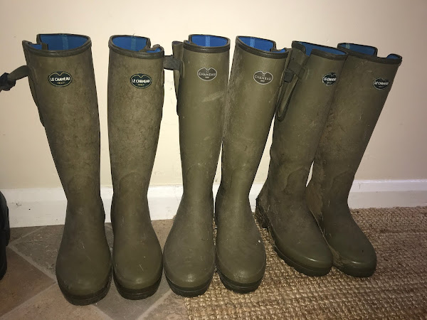 Why are Le Chameau so much better than other wellies?