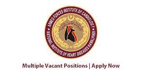 www.afic.gov.pk Jobs 2021 - AFIC Armed Forces Institute Of Cardiology & National Institute of Heart Diseases Jobs 2021 in Pakistan