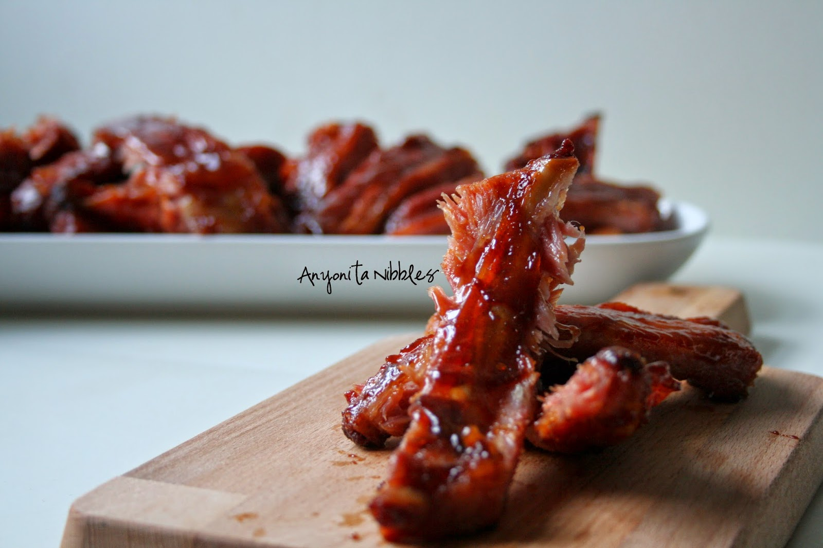 Saucy Oven Baby Back Ribs | Anyonita Nibbles