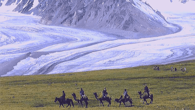 Best Places To visit in Mongolia and Tourist Attractions.Altai Tavan Bogd National Park.