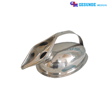 Pispot Urinal Wanita Stainless Steel GM-PR020