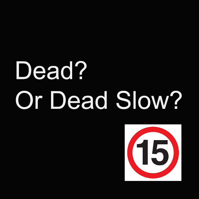 All about Dead Slow Campaign for horse riders