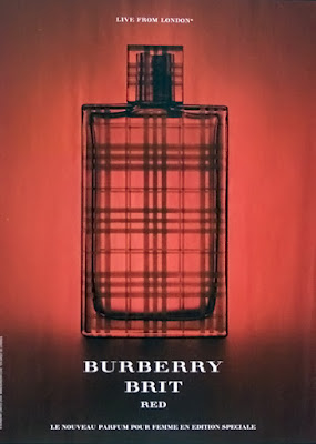 Burberry Brit Red (2004) Burberry